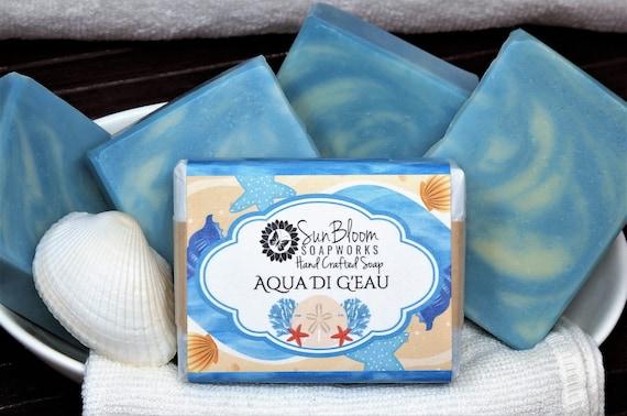 Aqua Di G'eau Soap