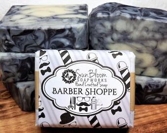 Barber Shoppe Soap