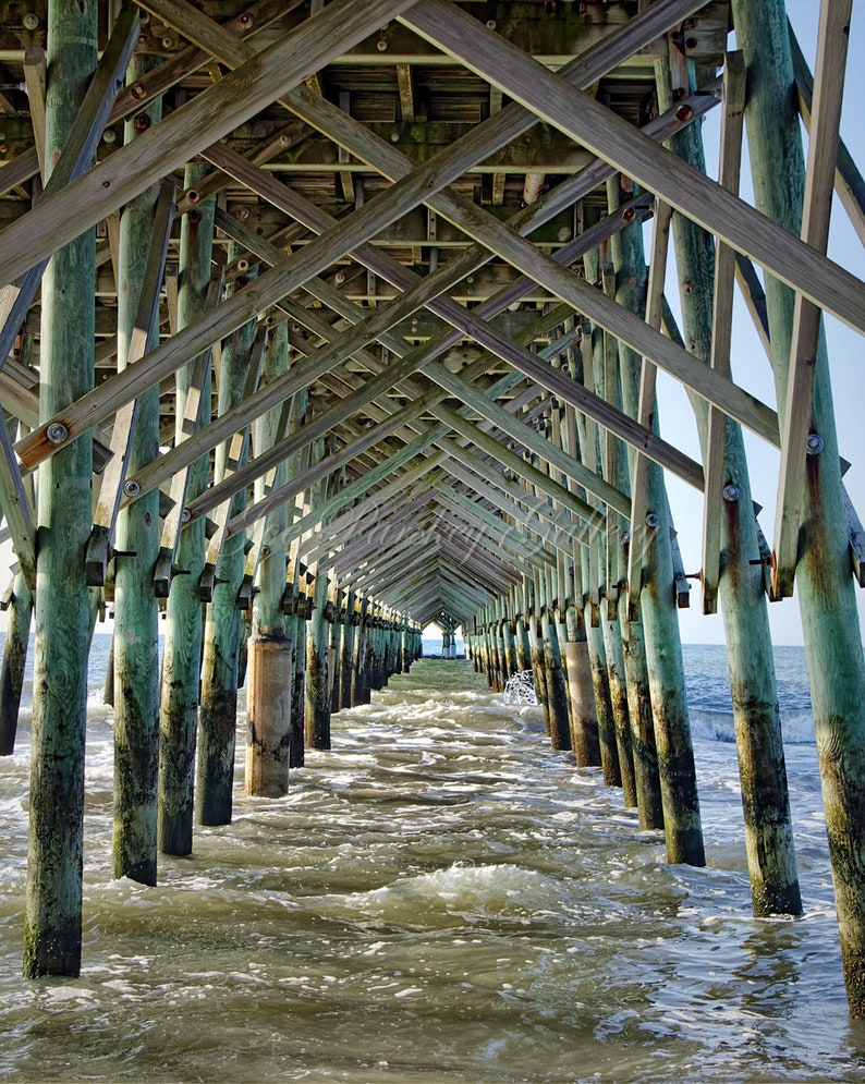 The Cathedral at Folly Beach Fishing Pier James image 0