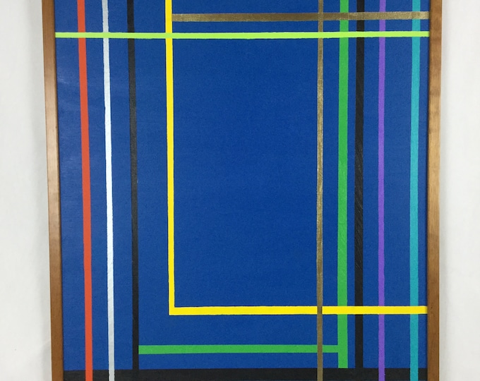 "A Herman Kahan ""Color Lines"" 3-2000"