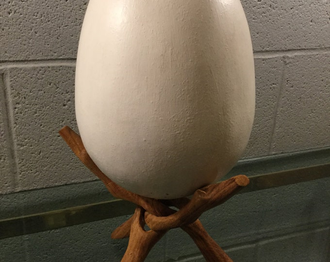Gorgeous Ceramic Egg with Stand