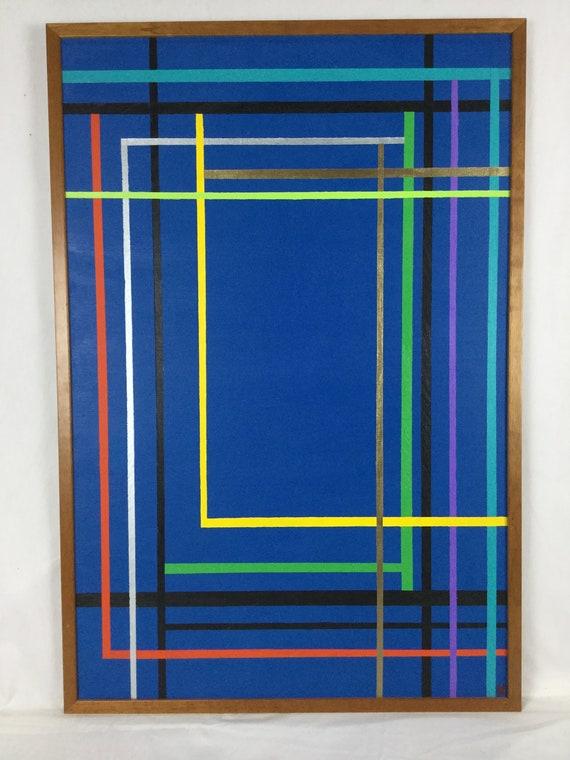 "A Herman Kahan ""Color Lines"" 3-2000"