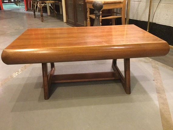 SOLD: Adrian Pearsall style Danish Modern Low Cocktail Table
