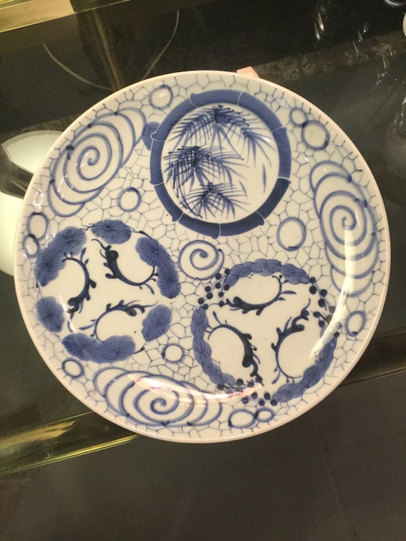 Ming Style Late 1890s-1920s Chinese Blue and White Bowl