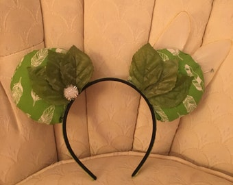 Absolutely Adorable Tinkerbell inspired Mouse Ears!!