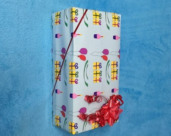 Birthday Wrapping Paper