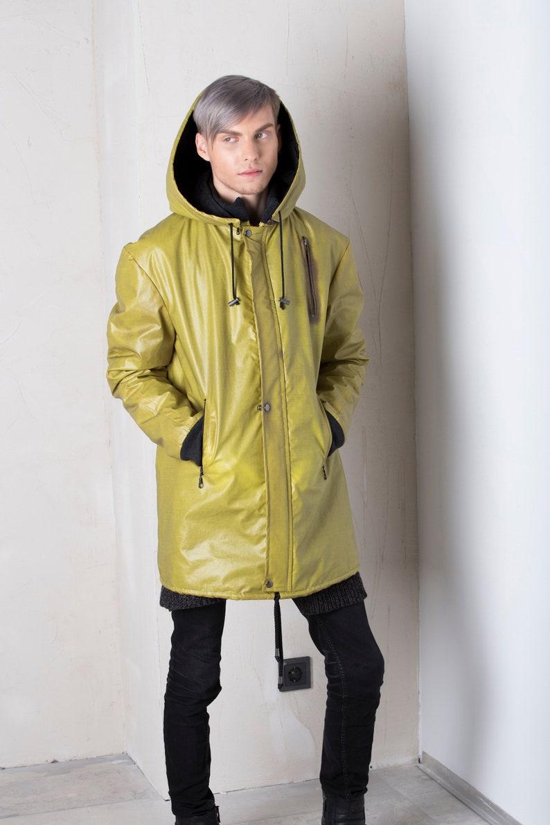 cf5065cddd682 Rain coat Rain jacket Mens jacket Color changing Parka