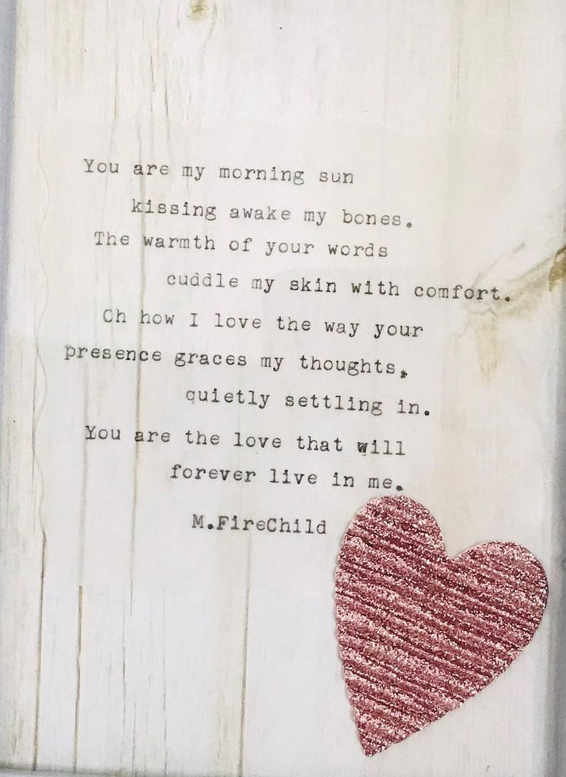 Love in a Frame