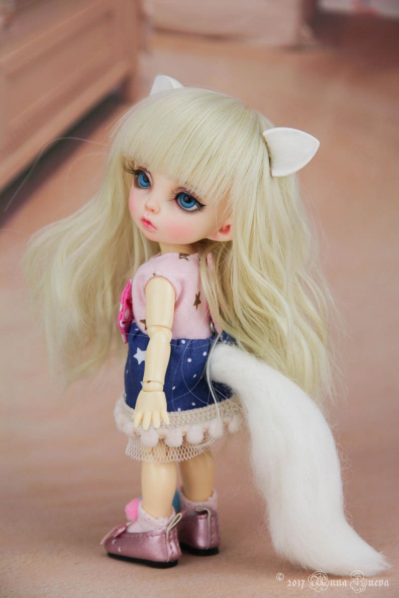 Free Face Make UP+Free Eyes 1//6 BJd Doll SD Doll Momocolor Michelle