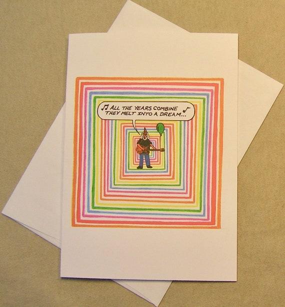 Grateful dead birthday card stella blue jerry regular size etsy image 0 m4hsunfo