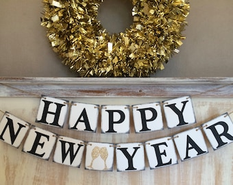 new year bannerhappy new year bannerhappy new year garlandnew years eve bannerhappy new year decornew year propnew year decoration