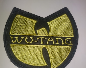 6 x Wu Tang Clan 32mm BUTTON PIN BADGES Hip Hop Rap Enter Wu Tang 36 Chambers