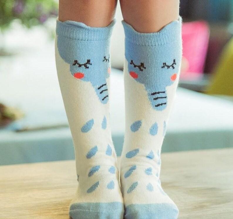 92c1518e8 Elephant Socks Toddler Animal Socks Children s Socks