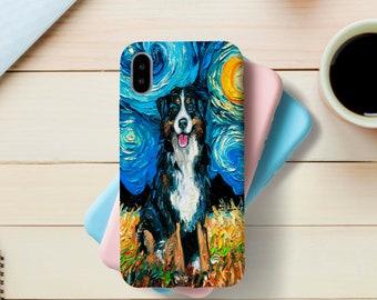 Samsung Wildflowers Case Dog iPhone Case Dog Mom Gift Case Bernese Phone Case Case Cute iPhone Case