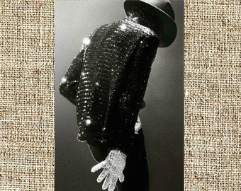 Michael Jackson photograph, black and white photo print, vintage photos, King of Pop photograph, 80s moonwalker, gift ideas for him or her