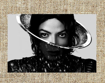 Michael Jackson photograph, black and white framed photo print, vintage photograph, King of Pop photograph, 80s moonwalker, gifts for dads