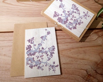 Silkscreen on wood