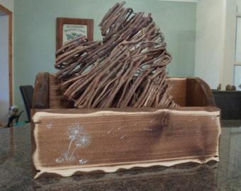 Custom handmade personalised rustic wedding table decor, wine, mason jar, spice or wooden letter rack. Unusual custom gifts. Mason Jar Decor