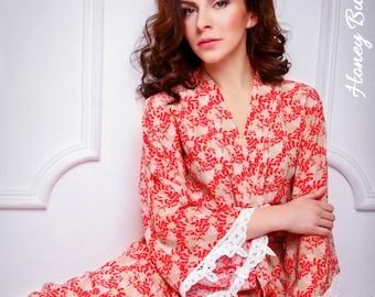 bathrobe feminine dressing gown dress