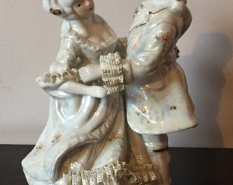 Figurine of Jacobean Dancing Couple