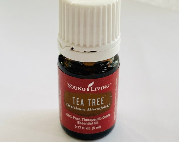 Clearance TEA TREE Essential Oil 5ml by Young Living