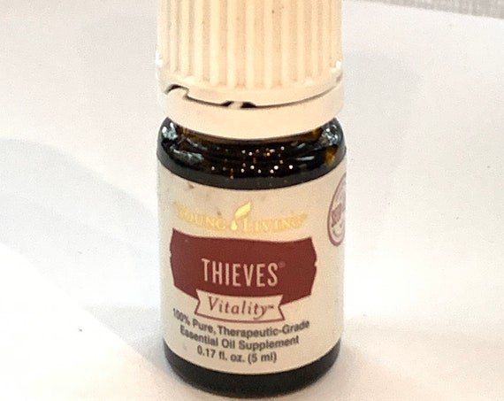 Clearance THIEVES Vitality Essential Oil 5ml by Young Living