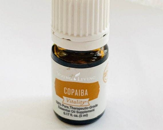 Clearance COPAIBA Vitality Essential Oil 5ml by Young Living