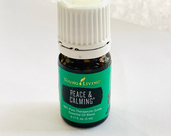 Clearance PEACE & CALMING Essential Oil 5ml by Young Living