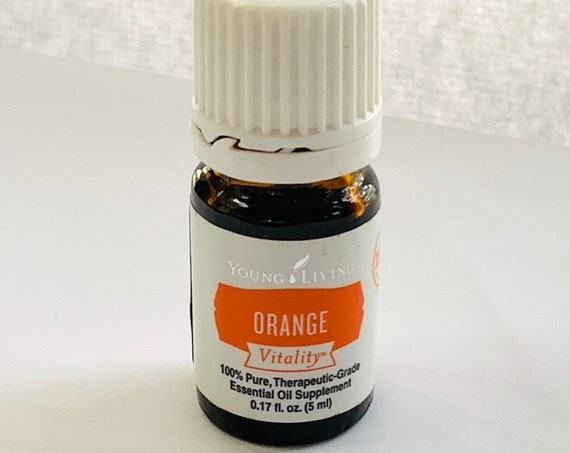 Clearance ORANGE Vitality Essential Oil 5ml by Young Living