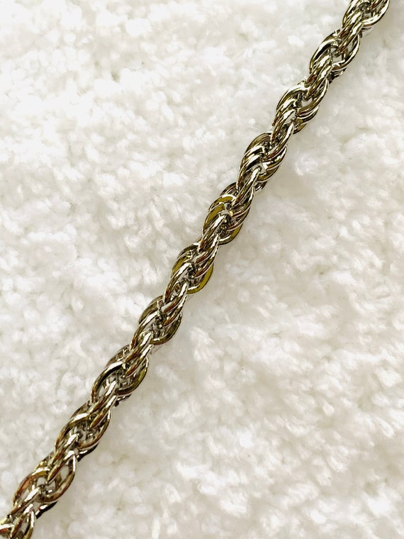 5MM Sterling Silver Filled Rope Chain, Lifetime Warranty