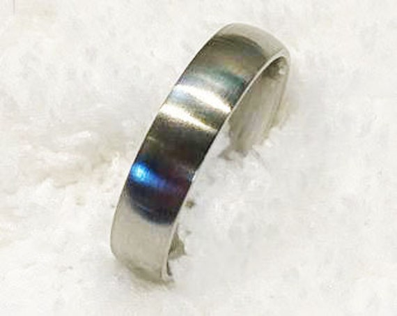 CLEARANCE Stainless Steel Ring