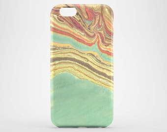 Marbleized phone case , marble phone case, iPhone 6, iPhone6s, iPhone SE, iPhone 5/5S, iPhone5C, Samsung Galaxy S6, Samsung Galaxy S6 Edge