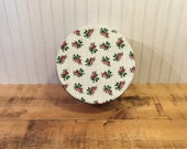 Vintage Rose Tin by The O...