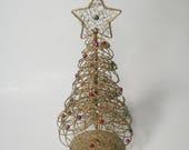 Vintage Miniature Brass W...