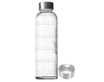 18oz Glass Water Bottles