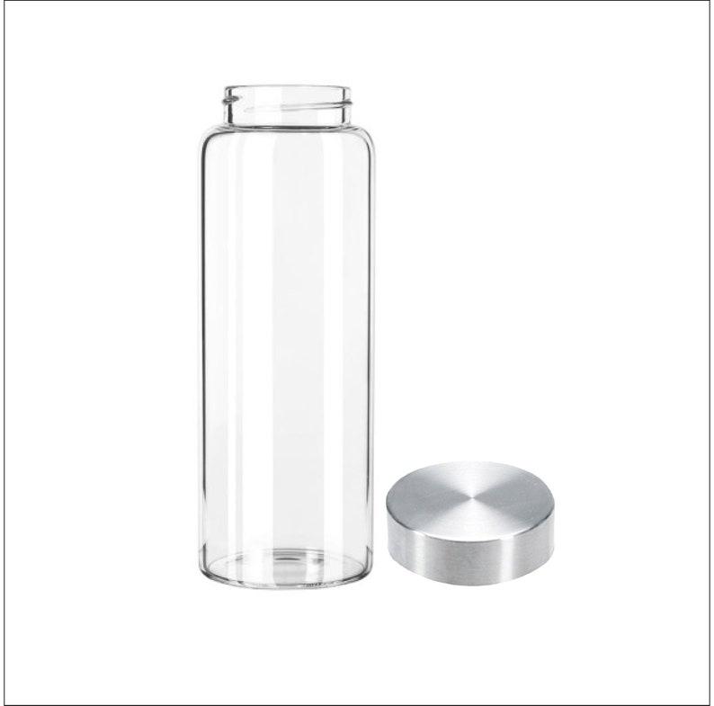 Blank 33oz Large Glass Bottle image 0