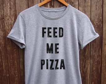 Funny Pizza Shirt Womens - funny pizza tshirt, pizza prints, pizza lover gifts, pizza accessories, pizza tumblr tshirt, i love pizza tshirt