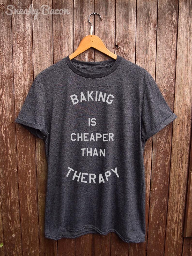 c9bff1b713822a Baking T shirt Black baking prints funny t-shirts funny | Etsy