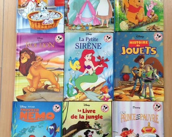 Book club of the french book of Disney Mickey