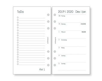 PERSONAL > Kalender