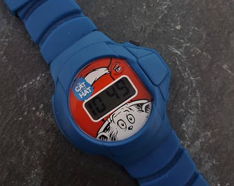Cat in the Hat Wrist Watch 70bc16246