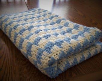Bumpy Road Baby Blanket