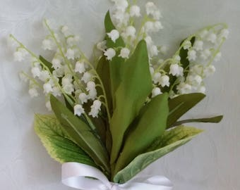 Bridesmaid Lily of the Valley Bouquet