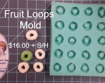 Fruit Loops Etsy