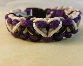 Asexuality bracelet