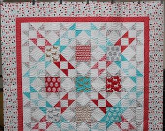 Farm Charm Handmade Quilt