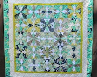 Garden City Handmade Quilt