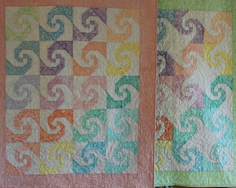 Two Quilts for Twins