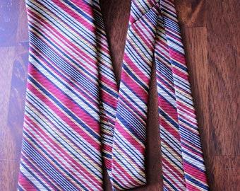 Vintage Necktie, Wide Tie