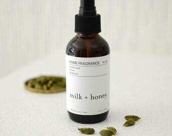 milk + honey Home Fragrance, Sandalwood, Vetiver, Cardamom